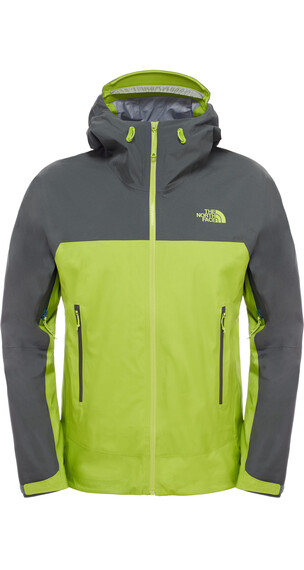 The North Face M's Oroshi Jacket Macaw Green/Spruce Green